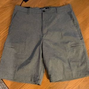 NET CHAPS STRETCH SHORTS SIZE 34